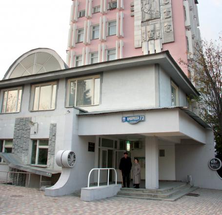 Ставропольский край, ГБУЗ «Ставропольский краевой госпиталь ветеранов войн»